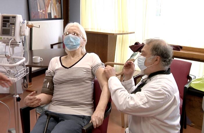 vaccination EHPAD