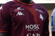 maillot FC Metz
