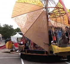 Hombourg-Haut : l'art de la rue à l'honneur aux Caravanes d'été