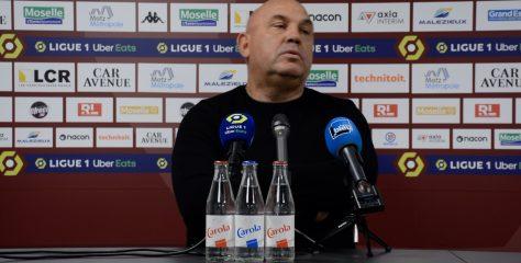 FC Metz : victoire à 3 points ou rien face à Brest