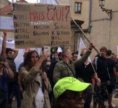 Pancarte antisémite : Cassandre Fristot condamnée à 6 mois de prison avec sursis
